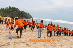 Exotic Outbound di Pantai Indrayanti Jogja