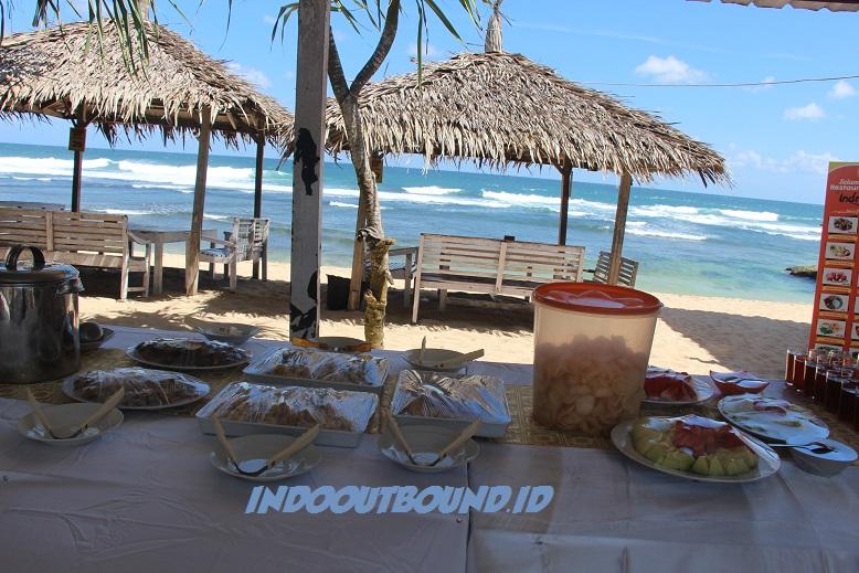 Exotic Outbound di Pantai Indrayanti Jogja