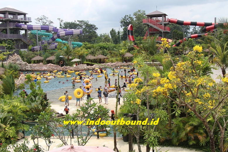 OUTBOUND JOGJA BAY WATERPARK - LOKASI OUTBOUND KEREN